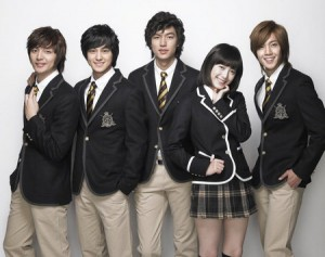 """Korean version of Meteor Garden - """"꽃보다 男子 (Boys Over Flowers)"""" (KBS)"""