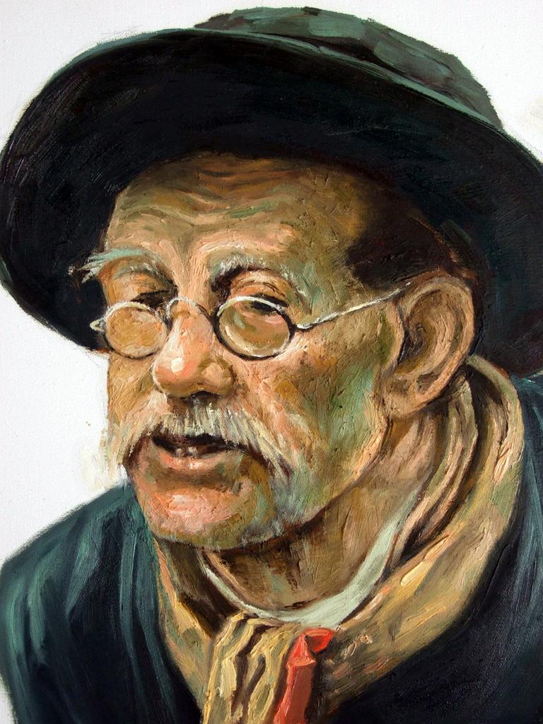 Old Man? x)